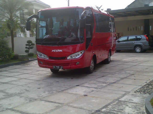 Mini Bus (seat 13 - 25)